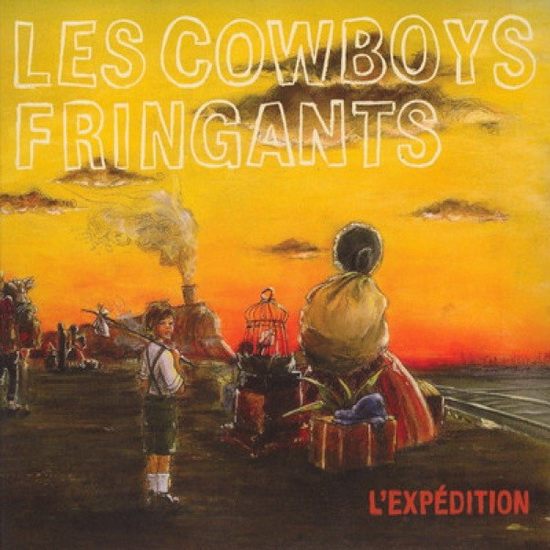 Cowboys Fringants